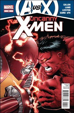 Uncanny X-Men (2012) 11-A