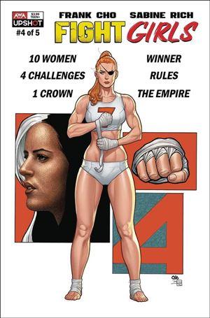 Fight Girls 4-A