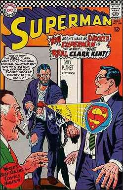 Superman (1939) 198-A by DC