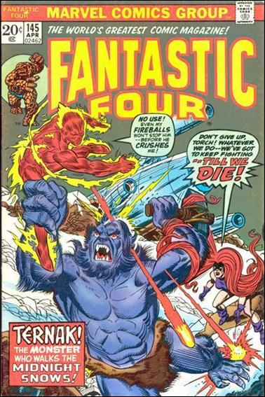 Fantastic Four (1961) 145-A by Marvel