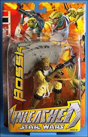Star Wars: Unleashed Bossk