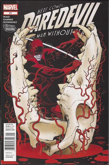 Daredevil (2011) 21-B by Marvel