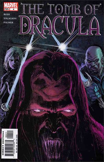 Tomb of Dracula (2004) 4-A by Marvel