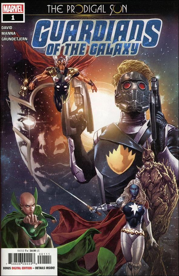 Guardians of the Galaxy: The Prodigal Sun 1-A by Marvel