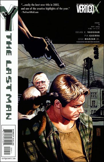 Y: The Last Man 9-A by Vertigo