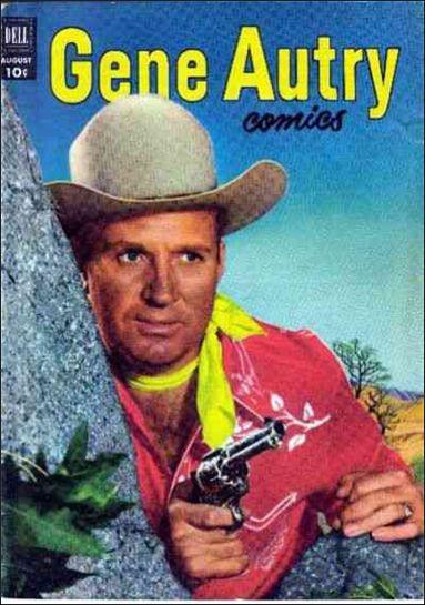 Gene Autry Comics (1946) 66-A
