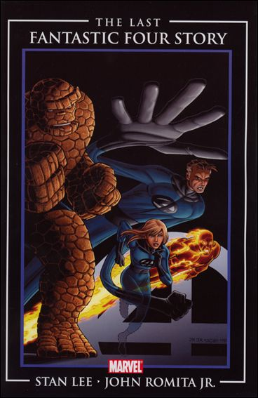 Last Fantastic Four Story 1-A by Marvel