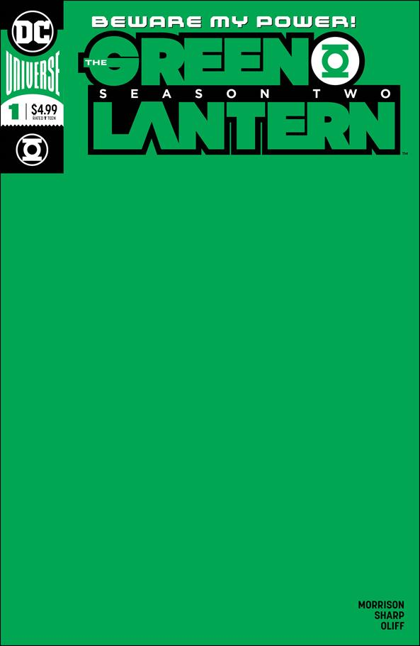 Green Lantern: Season Two 1-C by DC