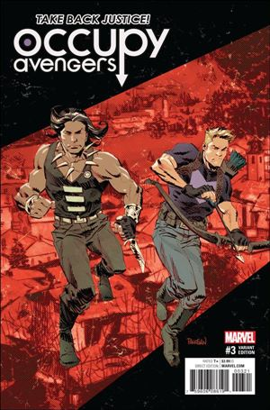 Occupy Avengers 3-B