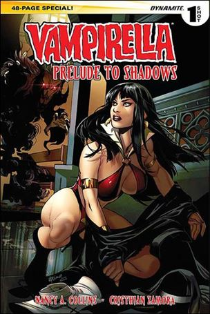 Vampirella: Prelude to Shadows 1-A