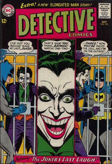 Detective Comics (1937) 332-A by DC
