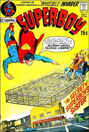 Superboy (1949) 176-A