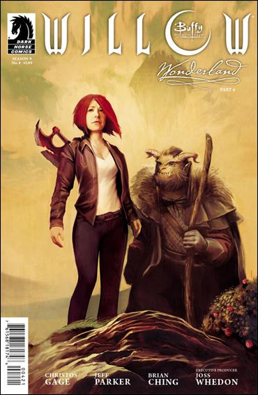 Willow (2012) 4-B by Dark Horse