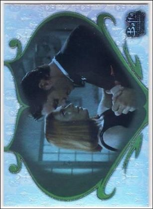 Buffy the Vampire Slayer: Connections (Parallel Foil Base Set) BC-37-A