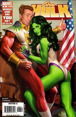 She-Hulk (2005) 6-A