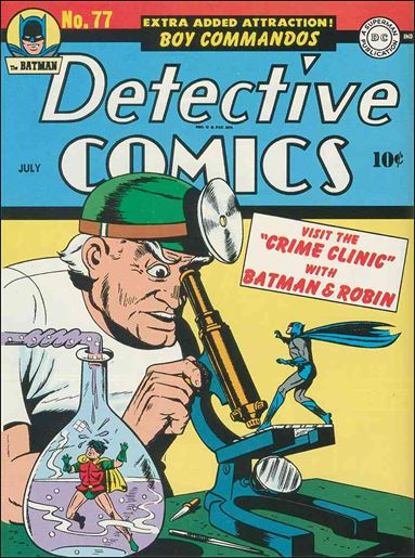 Detective Comics (1937) 77-A by DC