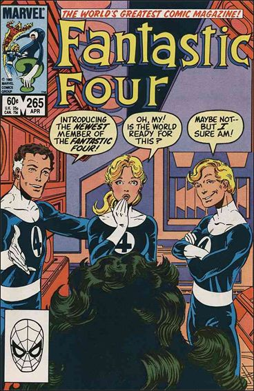 Fantastic Four (1961) 265-A by Marvel