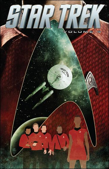 Star Trek 4-A by IDW