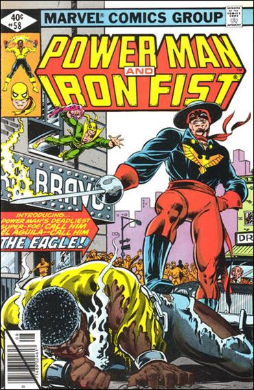 Power Man and Iron Fist (1978) 58-A by Marvel