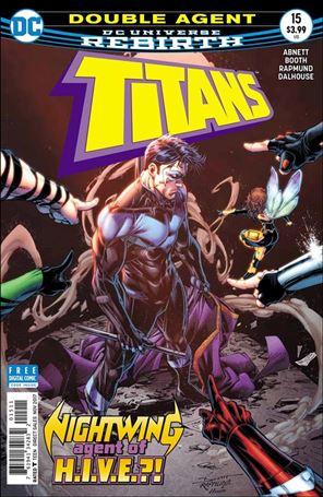 Titans (2016) 15-A