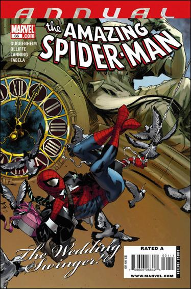 Amazing Spider-Man Annual 36-A by Marvel