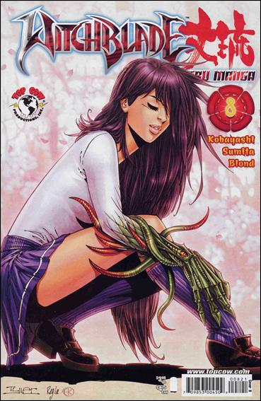 Witchblade: Takeru Manga 8-B by Top Cow