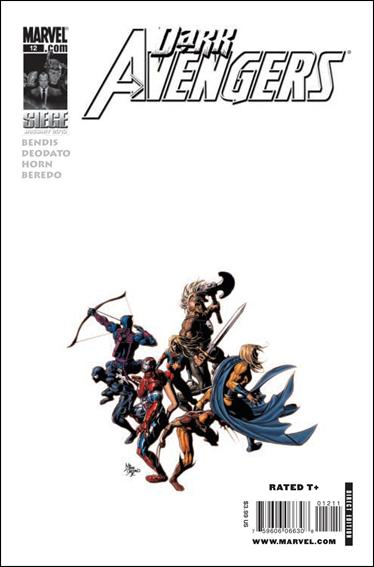 Dark Avengers (2009) 12-A by Marvel