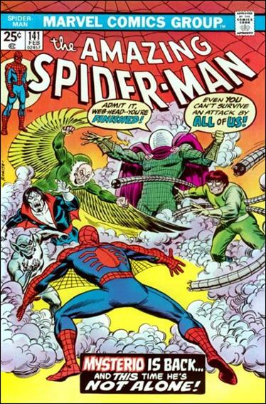 Amazing Spider-Man (1963) 141-A by Marvel