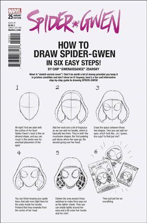 Spider-Gwen (2015/12) 25-D