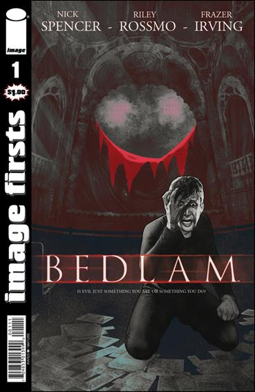 Bedlam (2012) 1-J by Image