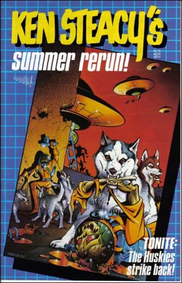 Ken Steacy's Summer Rerun 1-A by Vortex Comics