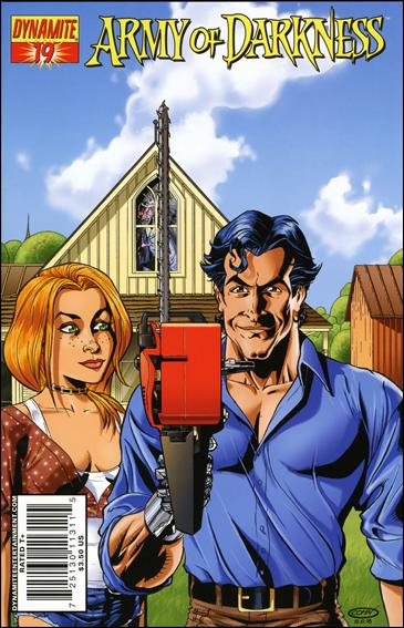 Army of Darkness (2009) 19-A by Dynamite Entertainment