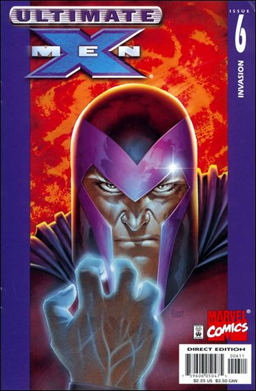 Ultimate X-Men (2000) 6-A by Marvel