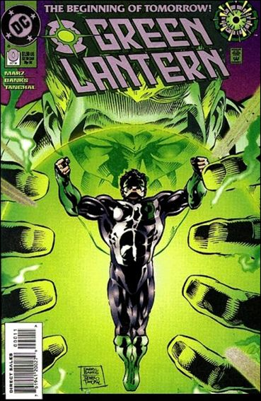 Green Lantern (1990) 0-A by DC