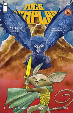 Mice Templar Volume IV: Legend 12-A