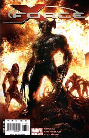 X-Force (2008) 6-A