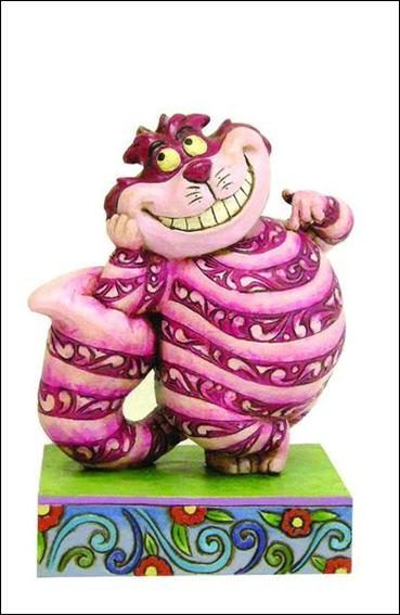 Disney Traditions: Personality Pose Cheshire Cat by Enesco