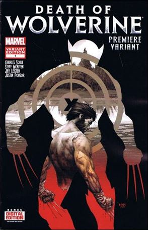 Death of Wolverine 1-L