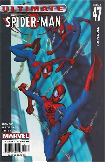Ultimate Spider-Man (2000) 47-A by Marvel