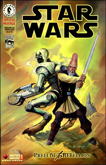 Star Wars/Star Wars Republic 6-B by Dark Horse