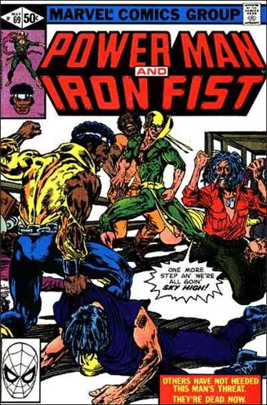 Power Man and Iron Fist (1978) 69-A by Marvel