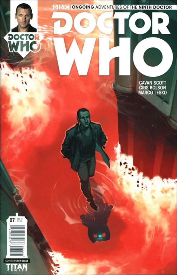 Doctor Who: The Ninth Doctor (2016) 7-A by Titan