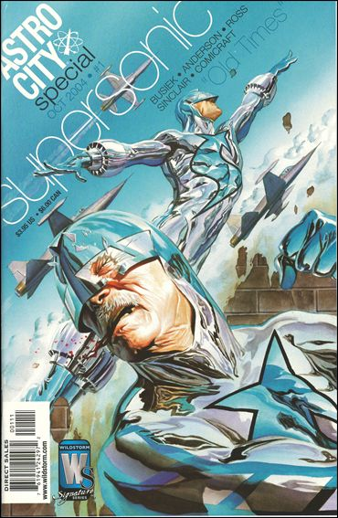 Astro City Special 1-A by WildStorm Signature