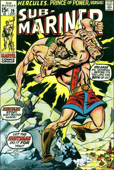 Sub-Mariner (1968) 29-A by Marvel