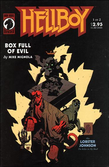 Hellboy: Box Full of Evil 1-A by Dark Horse