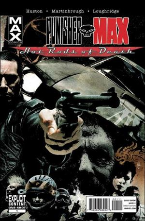 Punisher Max: Hot Rods of Death 1-A