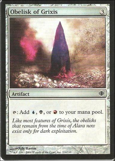 Magic the Gathering: Shards of Alara (Base Set)214-B by Wizards of the Coast