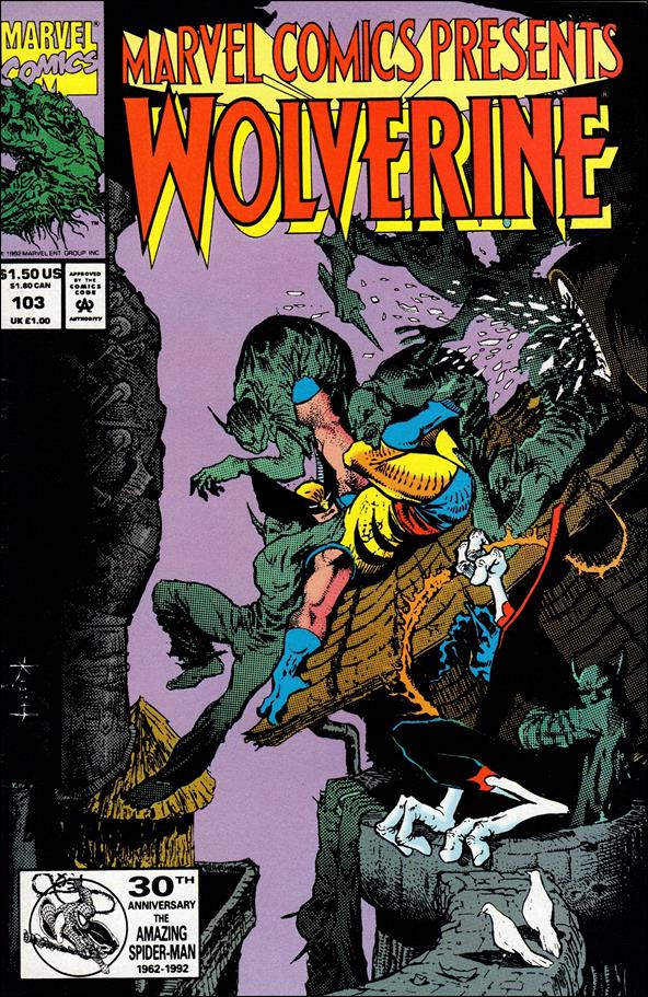 Marvel Comics Presents (1988) 103-A by Marvel