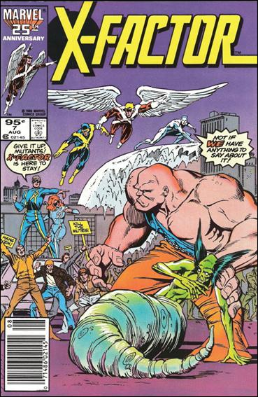 X-Factor (1986) 7-B by Marvel