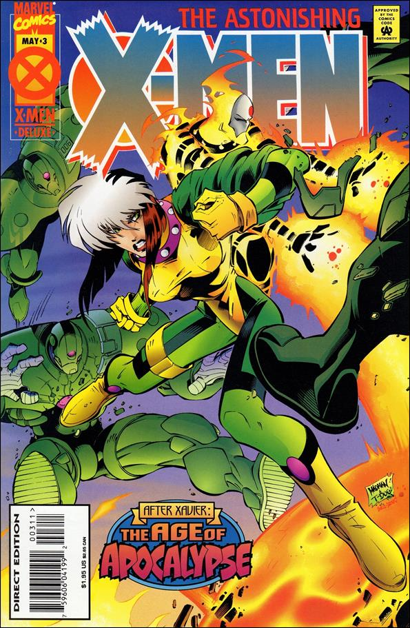 Astonishing X-Men (1995) 3-A by Marvel